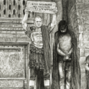 Station 1 - Pilate condemns Jesus to Death